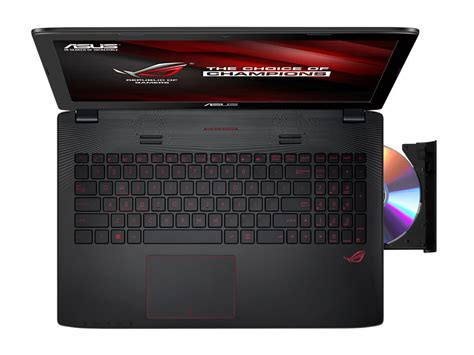 Laptop Asus Gaming buy asus rog gl552vx 15 6 quot i7 gaming laptop deal with 1tb ssd and 16gb ram at evetech co za