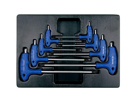 Kunci Sok King Tony Jual Kunci L Handle Torx Hex Key Set 8pcs For Tool Chest
