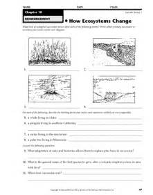 ecology worksheet answers for the lion king share the