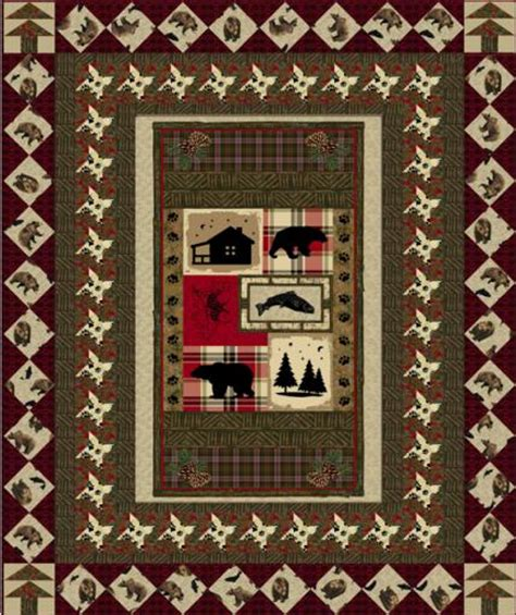 Panel Quilts Free Patterns by Creative Panel Quilts Allpeoplequilt