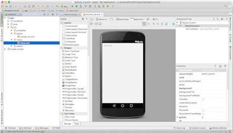 tutorial android hello world eclipse android hello world exle