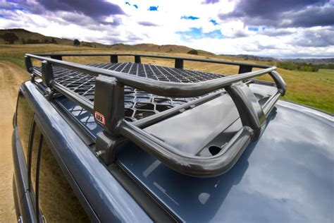 Warn Roof Rack by Arb 4900040m Arb Alloy Roof Rack Cage 87 Quot X 44 Quot With