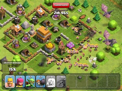 clash of clans people clash of clans preview gamezebo