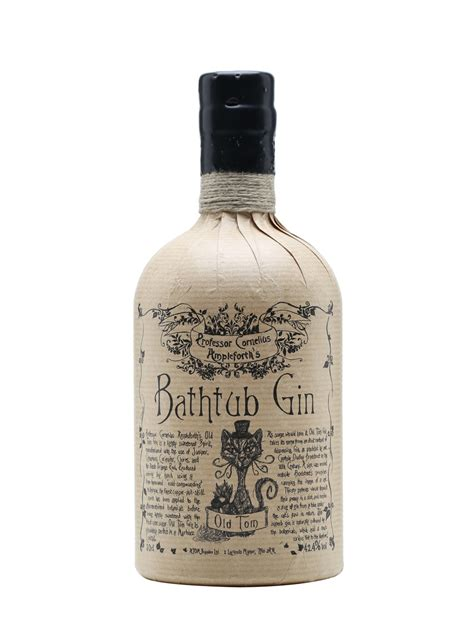 bathtub and gin bathtub gin old tom 50cl house of malt