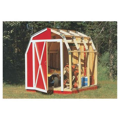 Fast Framer Universal Storage Shed Framing Kit by Framer Universal Storage Shed Framing Kit Gambrel