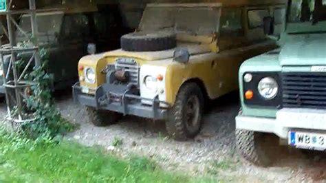 land rover junk yard wow