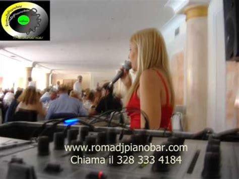 gruppi swing cantante matrimonio roma tutta italia pianobar e gruppi