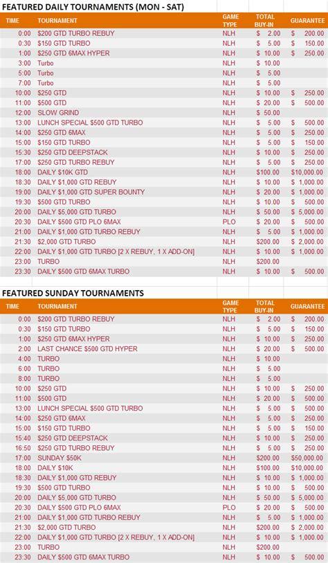 Borgata poker tournament payout structure   Eros Motorsport