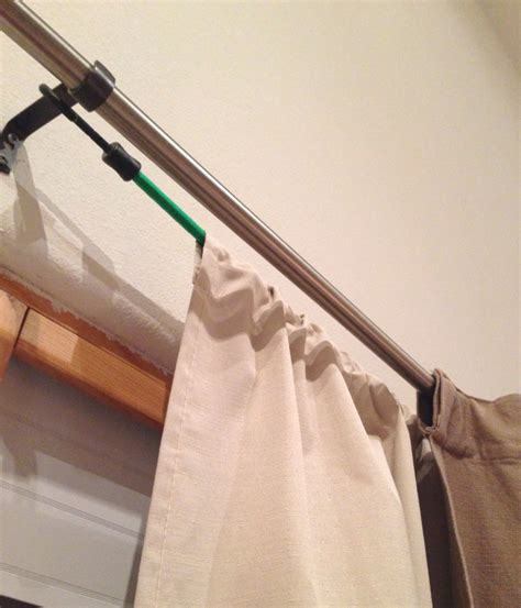 how to layer curtains on one rod brilliant curtain hacks for your home decor