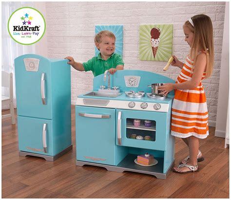 vintage kitchen decor retro blue kitchen kidkraft retro kidkraft 2 piece retro kitchen blue my best product reviews