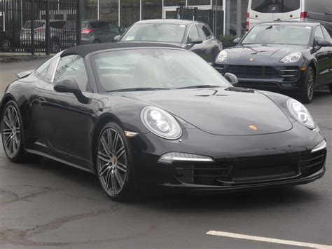 Porsche 7 Speed Manual by Dealer Inventory 2015 Porsche 911 Targa 4s 7 Speed Manual