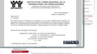 carta infonavit para declaracin impuestos carta de no adeudo ante el imss soluci 243 n dom 243 tica para