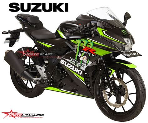Sticker Striping Motor Stiker Honda Spacy Black Minnie Mouse Spec A 1 The Gallery For Gt Kawasaki Decal