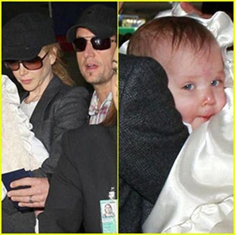 Penelope Orlando Got Cozy Before Oscars by Babies Of 2011 Barnorama