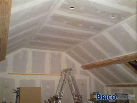 Comment Enduire Un Plafond En Placo by Au Secours Plafonds En Plaques De Pl 226 Tre Rat 233 S
