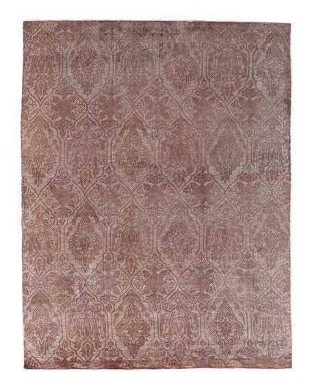 10 X 10 Wool Flatweave Rugs On Sale by Exquisite Rugs Damask Flatweave Rug 8 X 10