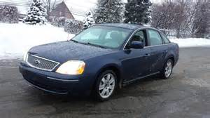 2007 ford five hundred pictures cargurus
