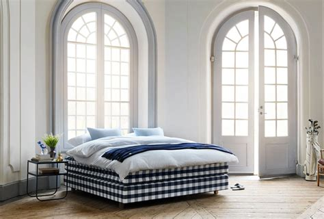 Hastens Mattresses by Hastens Auroria Bed Customizes To Suit Your Requirements