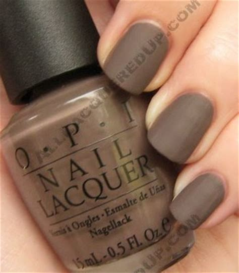 Gel Wanna Be Grey Brown 1 what nail color girlsaskguys