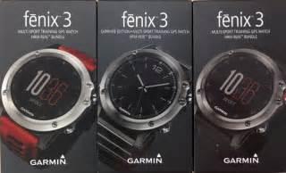 Garmin fenix 3 multisport training gps watch with end 3 23 2016 3 15