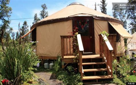 airbnb yurt 8 airbnb hawaii rentals that will put your hotel to shame