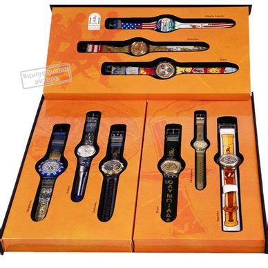Swatch Free Box swatch box2pack box honour and 9 watches