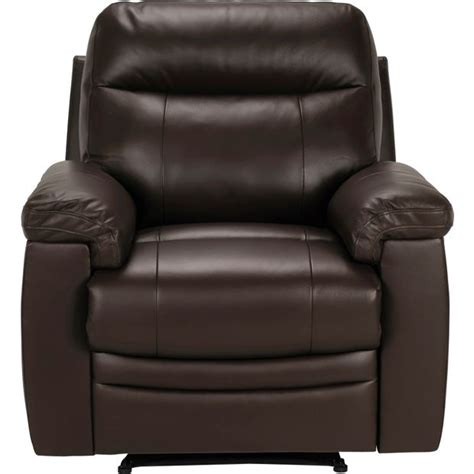 Argos Reclining Chairs by Buy Collection New Paolo Manual Recliner Chair Chocolate