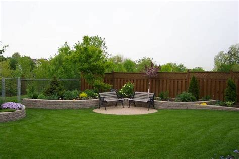 Landscaping Ideas For Big Backyards Large Landscaping Ideas Backyard Design Outdoor Space Pinterest Backyard Landscaping