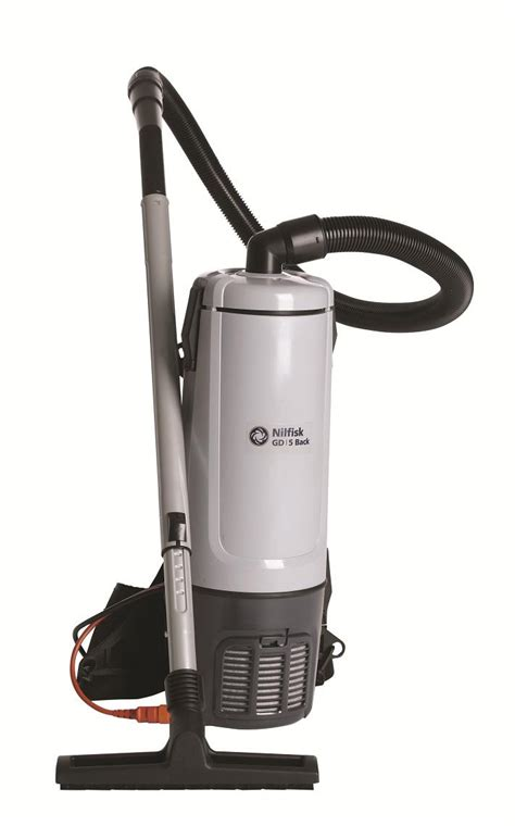 nilfisk vaccum nilfisk gd5 backpack vacuum cleaner vacuums backpack