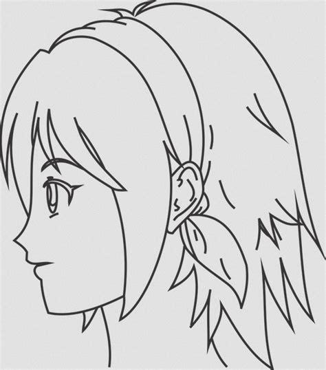 cara dasar menggambar animasi jepang anime ids
