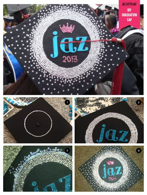 How To Decorate Your Graduation Cap by Diy Decorate Graduation Cap