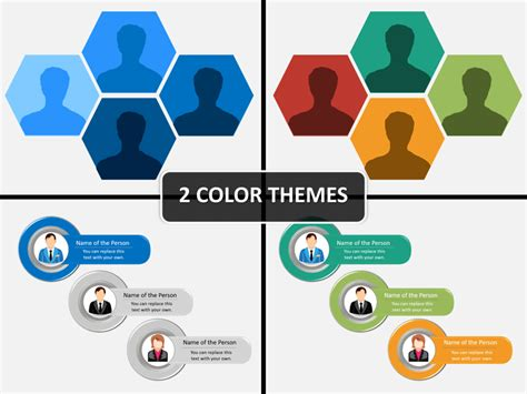 Team Introduction Powerpoint Template Sketchbubble Free Powerpoint Intro Template Ppt