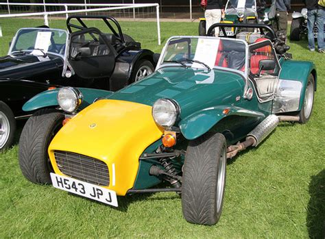 1991 caterham prisoner limited edition ford 1700