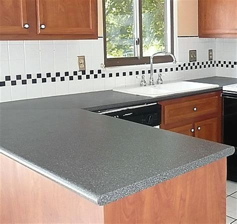 laminate kitchen countertops discover the best method to paint laminate countertops