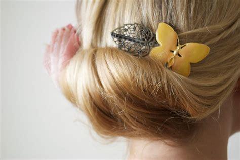 roaring 20s short hairstyle tutorial diy gibson tuck hair tutorial beautylish