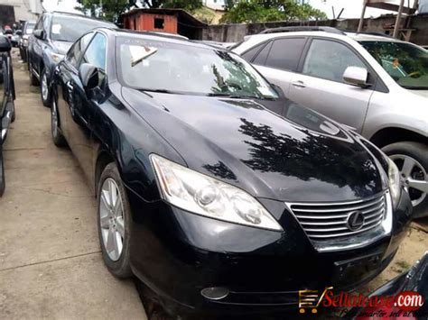 how to sell used cars 2008 lexus es free book repair manuals used tokunbo lexus es 350 2008 for sale sell at ease online marketplace sell to real people
