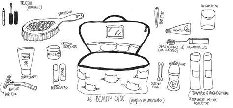 cosa mangiare per andare al bagno cosa mettere in valigia liste scaricabili illustrazioni