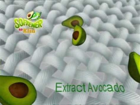 So Klin Softener 1 8 jj communication softener so klin avocado
