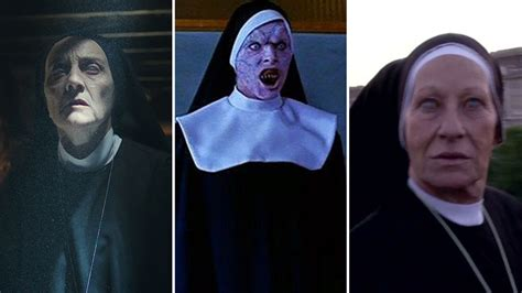 the nun actress photos 20 creepiest movie nuns from conjuring 2 to star wars