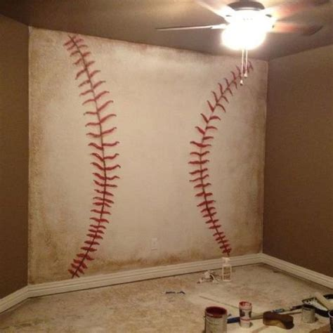 baseball themed room baseball themed bedroom ideas