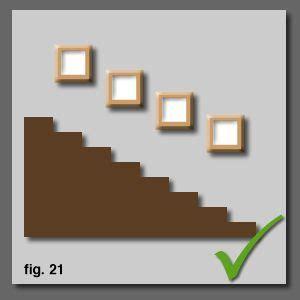 một số nguyên tắc treo tranh cơ bản (p3)