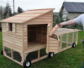 Portable chicken coop plans free download woodworking