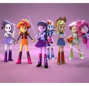 Equestria Girls En 3D