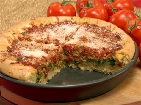 Links From Shrimp Roll Pizza To Pie Pans by Dish Pizza With Italian Sausage And Broccoli Rabe