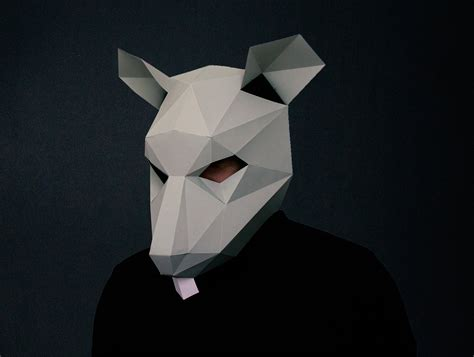 How To Make A Paper Mask - how to make a 3d paper mask 28 images printable mask