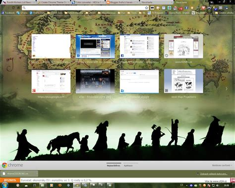 chrome theme lord of the rings frufru s haven lord of the rings chrome theme