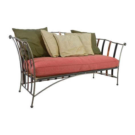 daybed settee bedroom beautiful iron daybed sofa second hand custom