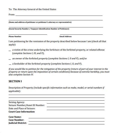 free petition templates petition template 23 free documents in pdf word
