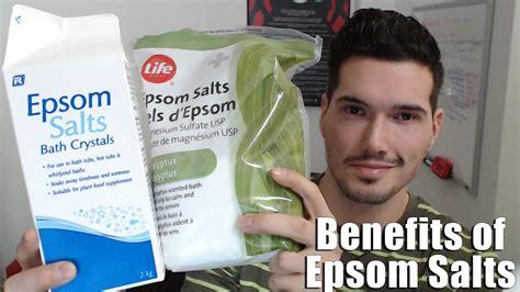 Epsom Salt Detox Bath Dangers by Health Benefits Of Epsom Salt Baths Heal The And