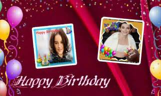 birthday frames collage maker android apps on google play